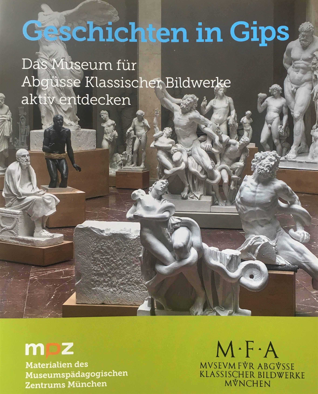 Geschichten in Gips   Museum für Abgüsse Klassischer